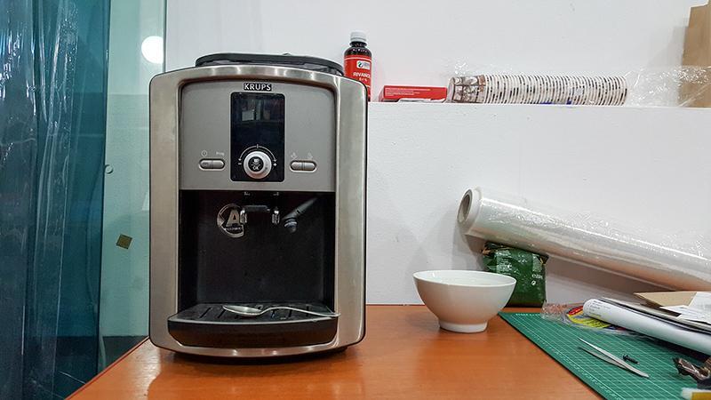 Cum curatam un espressor Krups sau orice alta marca