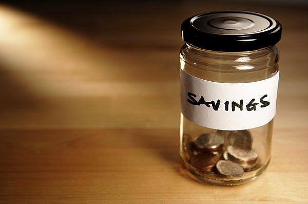 Little money savings